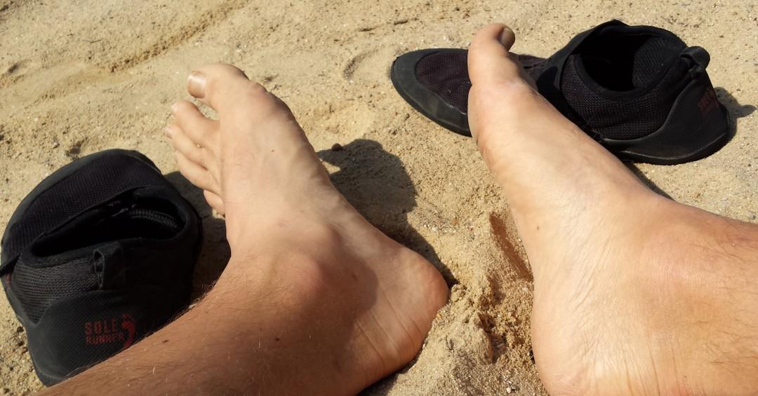 Barfußschuhe und Barfußlaufen - Der Einstieg