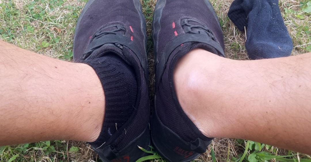 Barfußschuhe mit oder ohne Socken tragen?