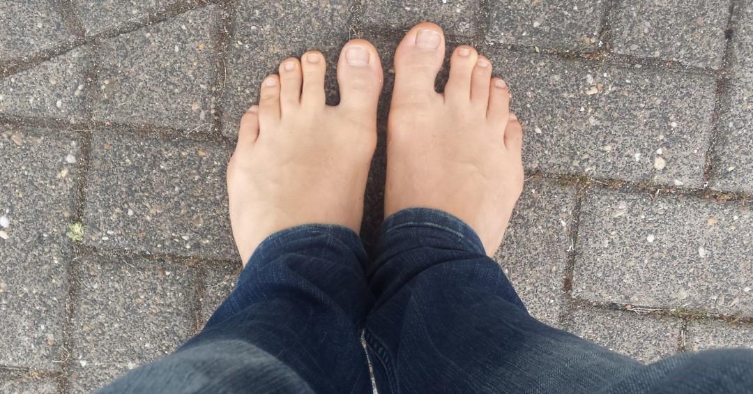 Barfuß und Barfußschuhe - Kalte Füße?