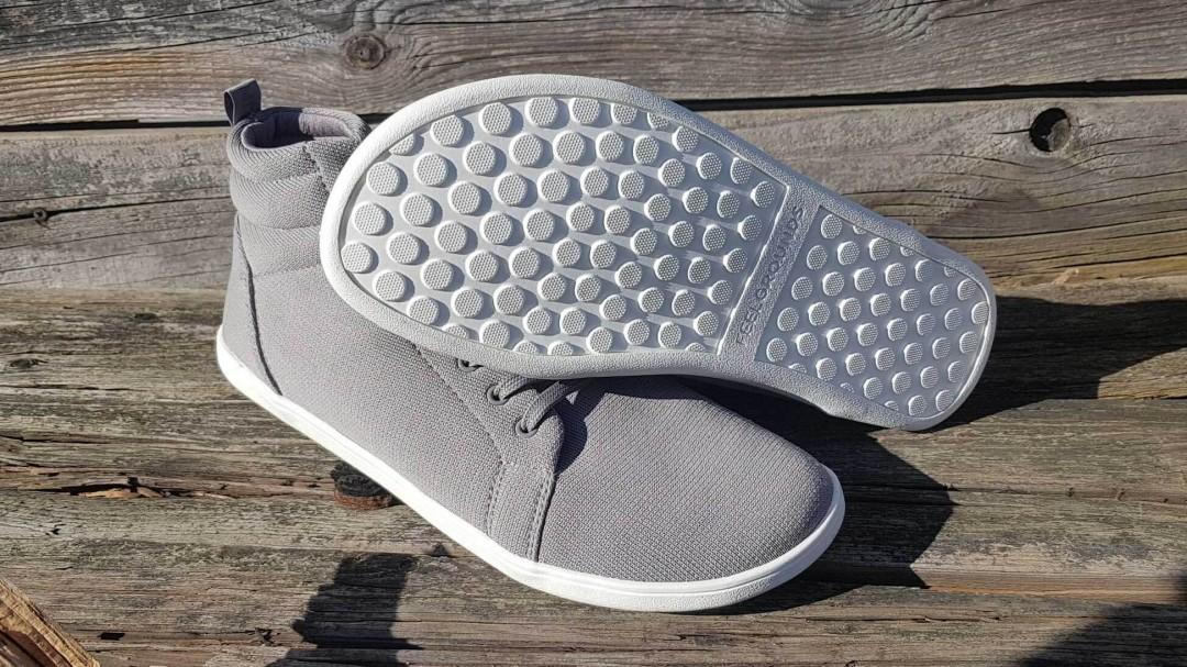 Optisch ein Hingucker und wie ein normaler Schuh