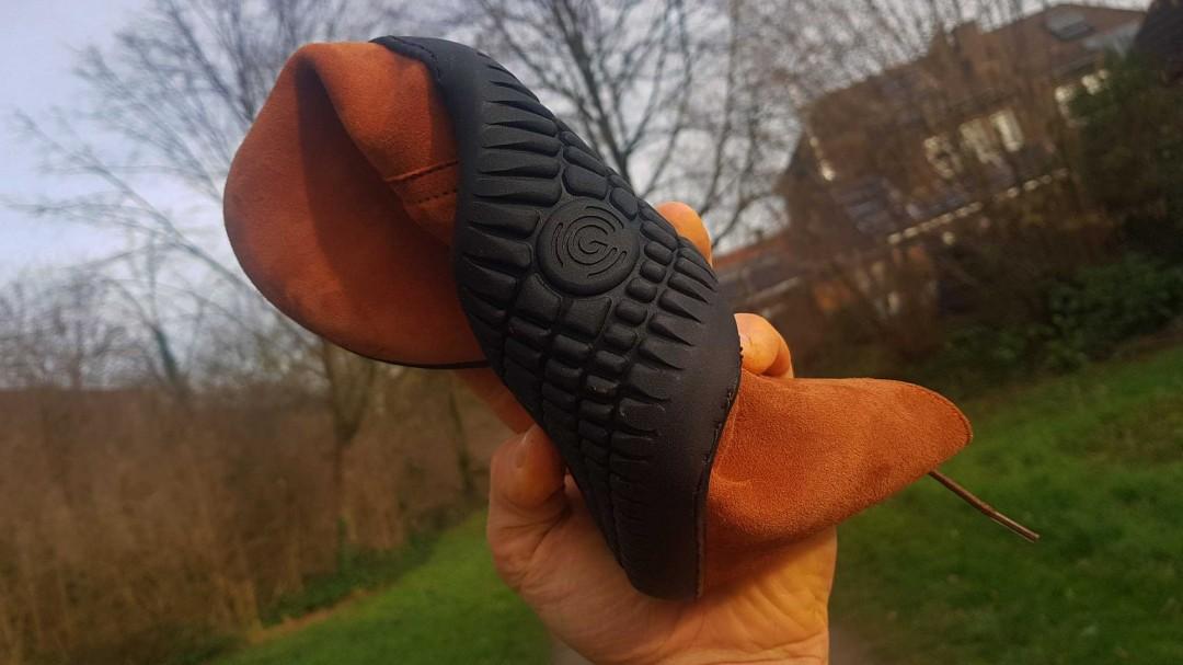 GROUNDIES Milano - Ein komplett flexibler Leder-Barfußschuh