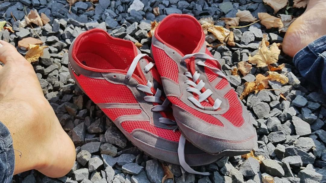 Ich kann den Magical Shoes Explorer als Barfußschuh empfehlen