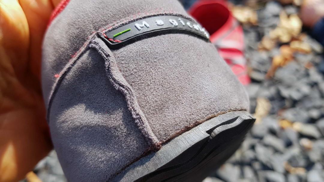 Gute Qualität - Der Magical Shoes Explorer ist sehr sauber und gut verarbeitet
