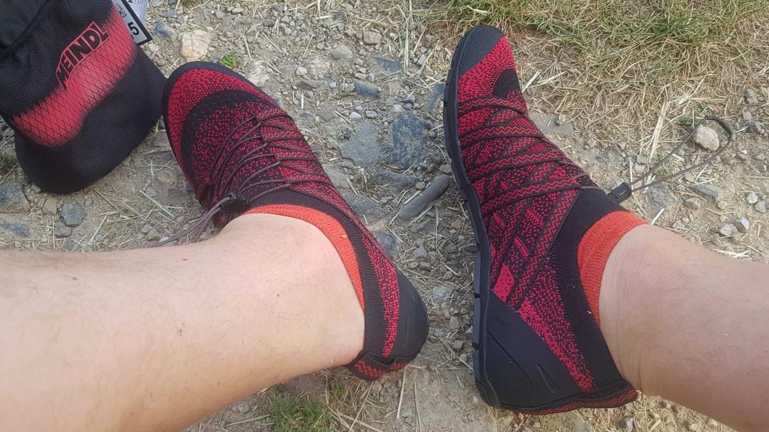 Meindl Pure Freedom ein guter Schuh; Aber kein Barfußschuh.