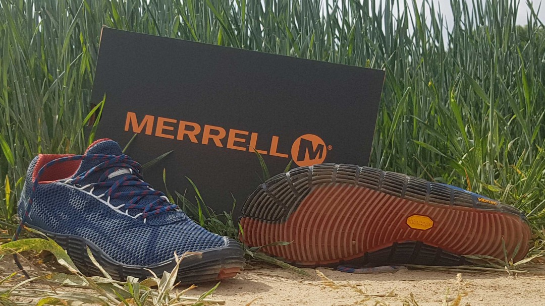 Merrell Move Glove als Trail Barfußschuh