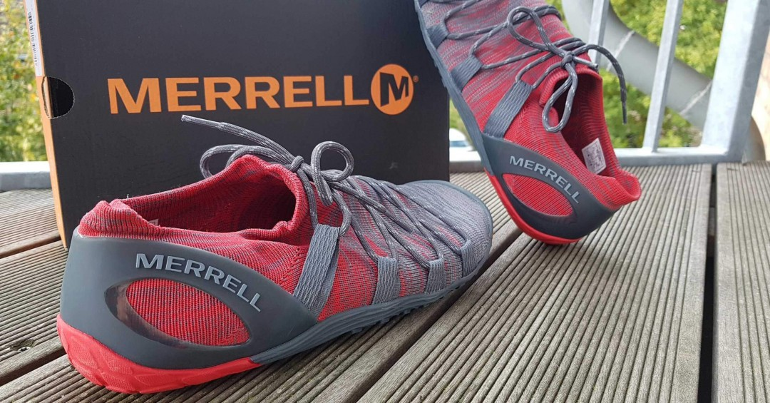 Merrell Vapor Glove 4 3D - Test, Erfahrungen und Meinung