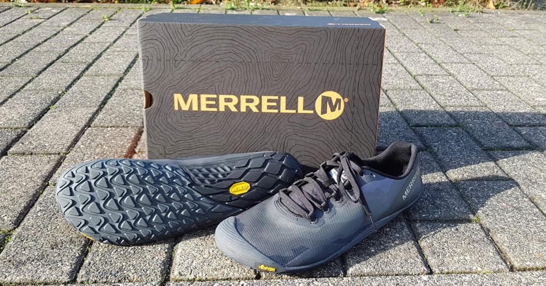 merrell vapor glove 4 running class