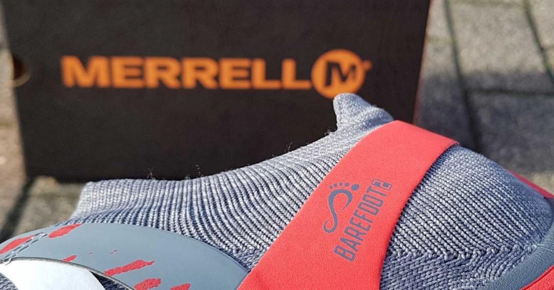 Barfußschuhe von Merrell