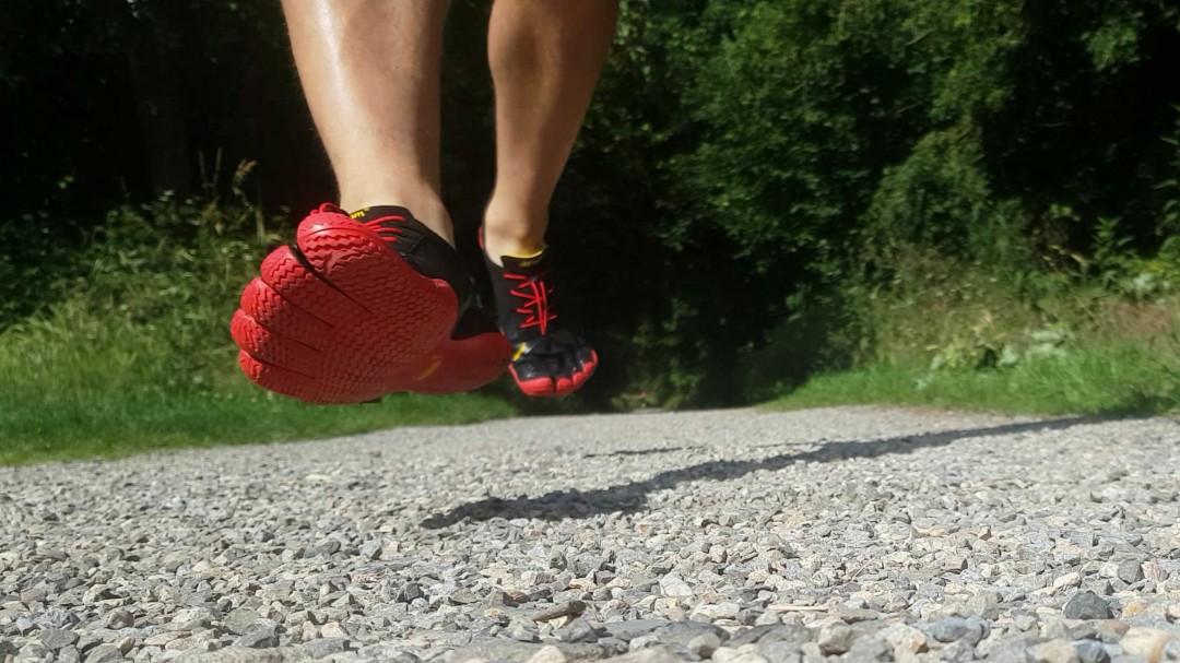Laufen mit den KSO Evo