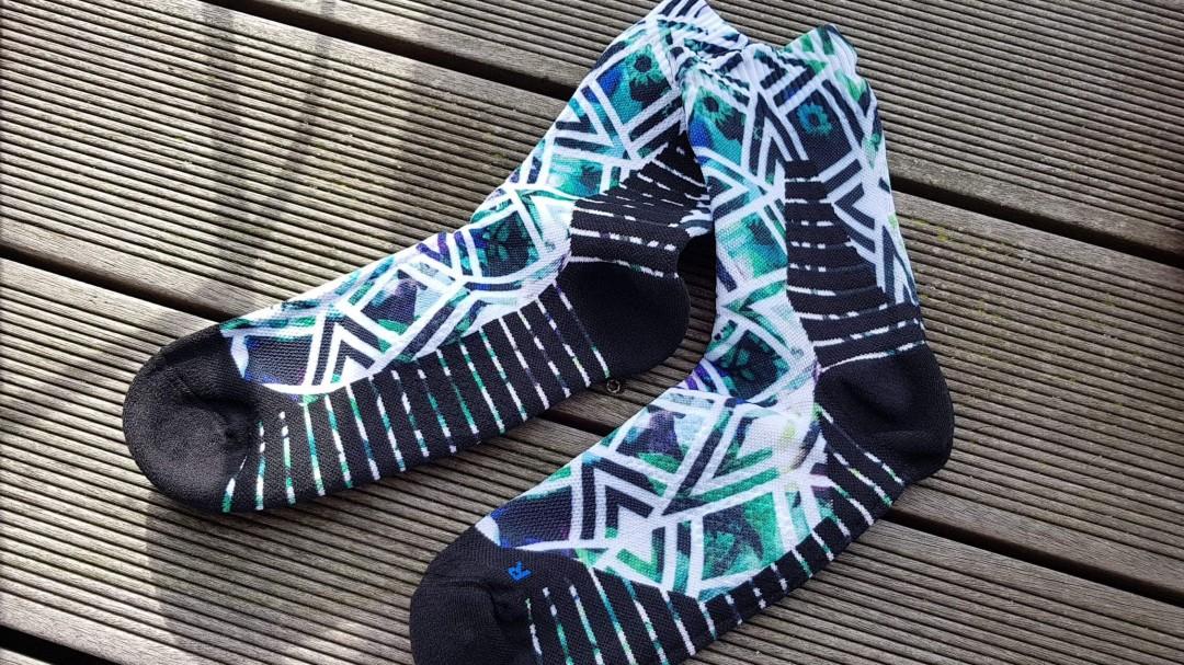 Die wasserdichten Socken von WATERFLY - Ich kann sie empfehlen.