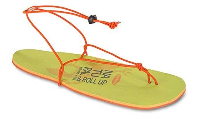 RollUp Sandale von Lizard